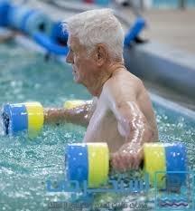 ورزش های درمانی در ساخت استخر آب درمانی
