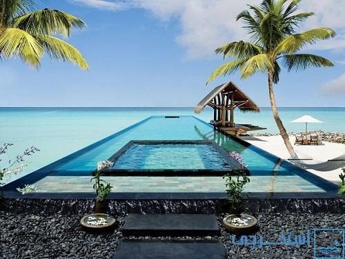 ستخر لبه نامحدود مالدیو