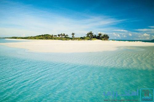 هتل های جزیره ای پالو