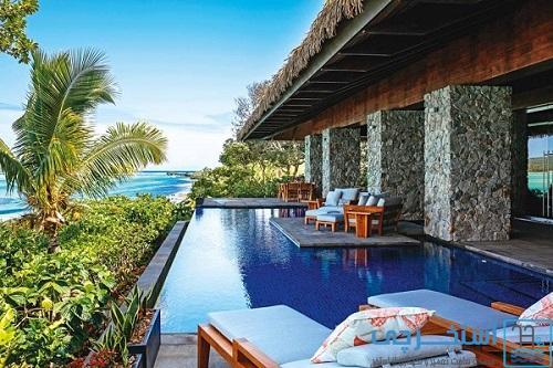 اقامتگاه جزیره فیجی